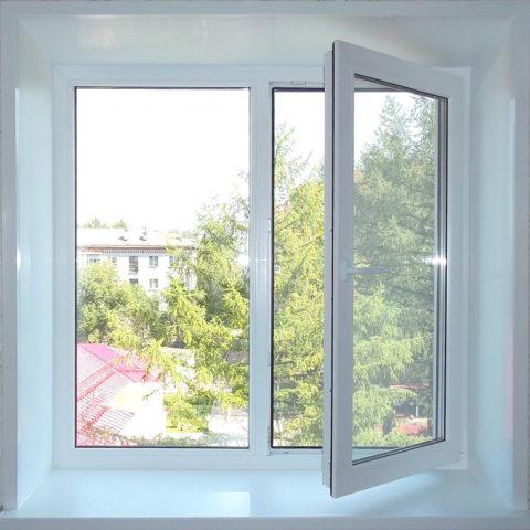 картинка Окна 60 класса Эконом Чебоксары